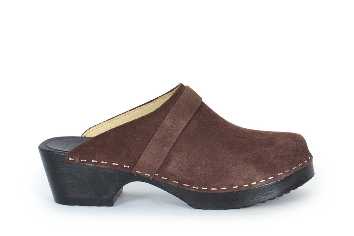 Berkeley Brown Suede
