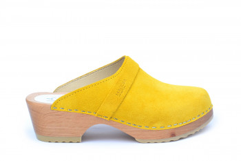 Berkeley Yellow Suede