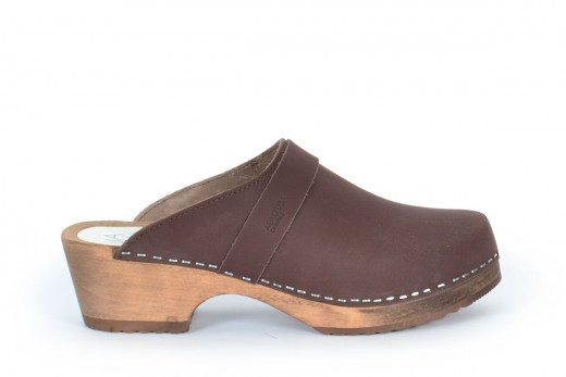 Berkeley Brown Nubuck
