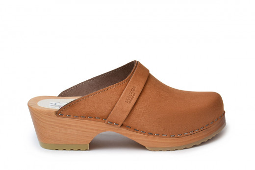 Berkeley Tan Suede