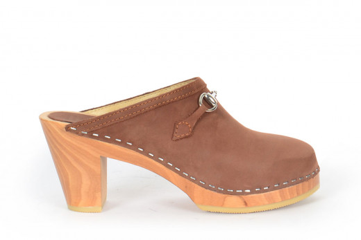 Montauk Brown Nubuck